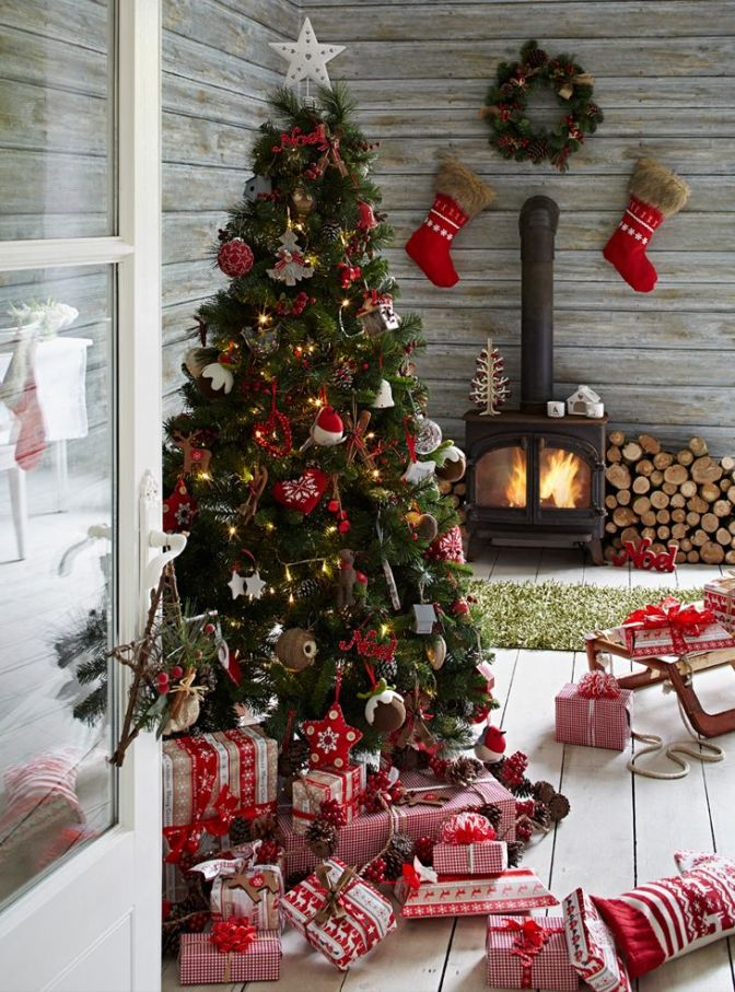 Decorate Your Christmas Tree Ideas 2