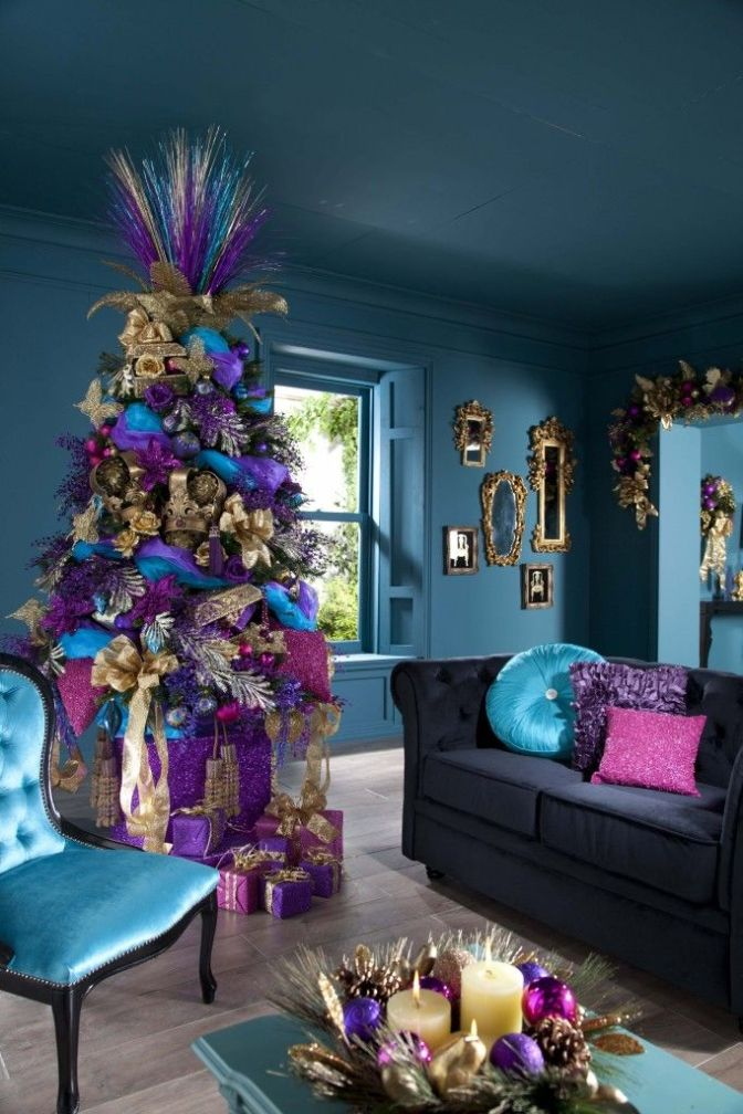 Decorate Your Christmas Tree Ideas 7