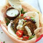 Smoky and Garlicky Falafel Burgers Recipe to Try Today..!!