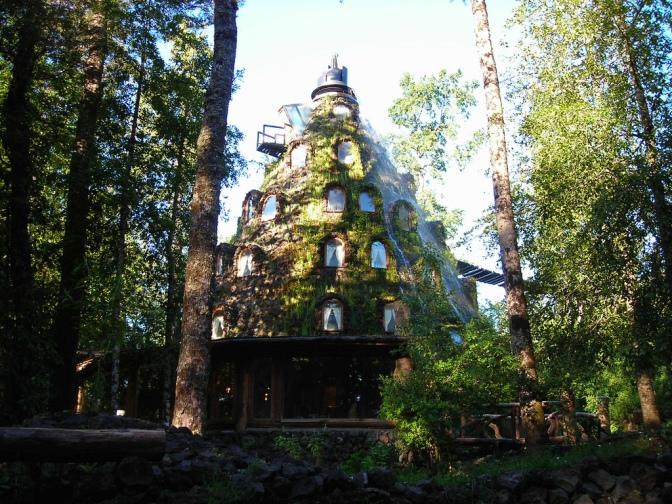 Hotel La Montaña Mágica 1