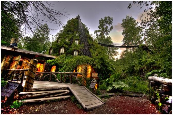 Hotel La Montaña Mágica