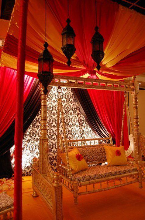 Organize Wedding Reception Party 1