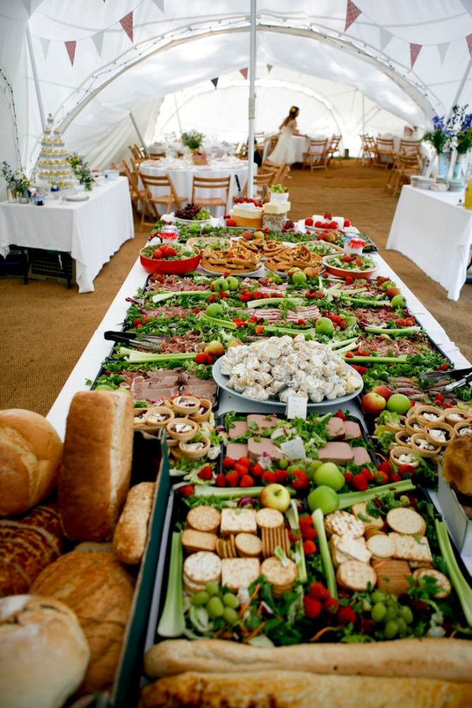 Organize Wedding Reception Party 8