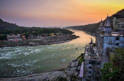 Rishikesh in India 3