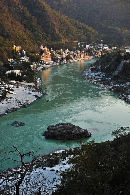 Rishikesh in India 6