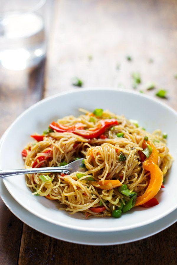 Singapore Noodles 3