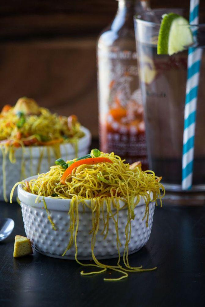 Singapore Noodles 5