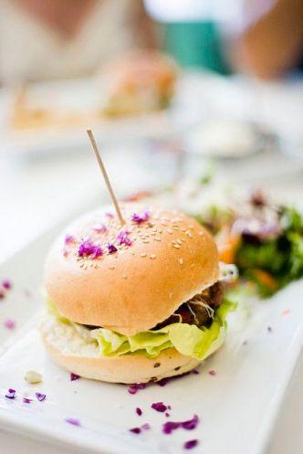 Veg Burger 2