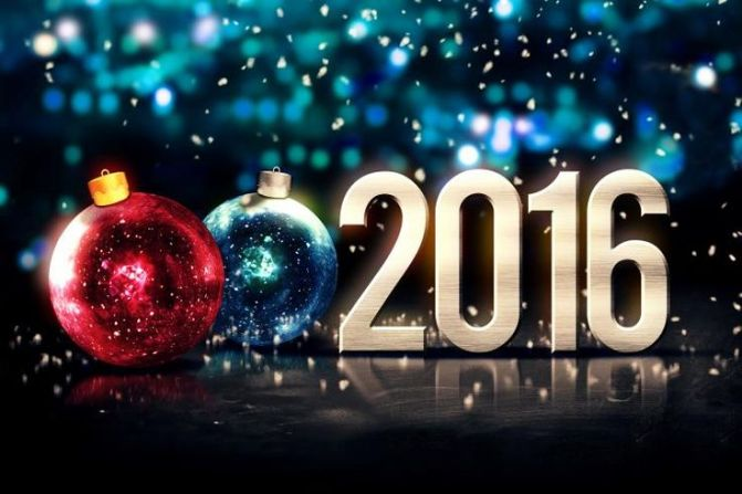 Welcome 2016 and Celebrate New Year 5