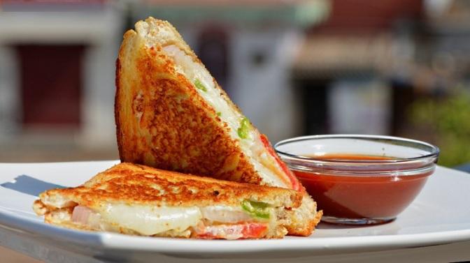 Cheese Sandwich Recipe 4