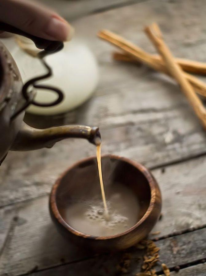 Masala tea or masala chai 1