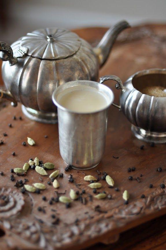 Masala tea or masala chai 3