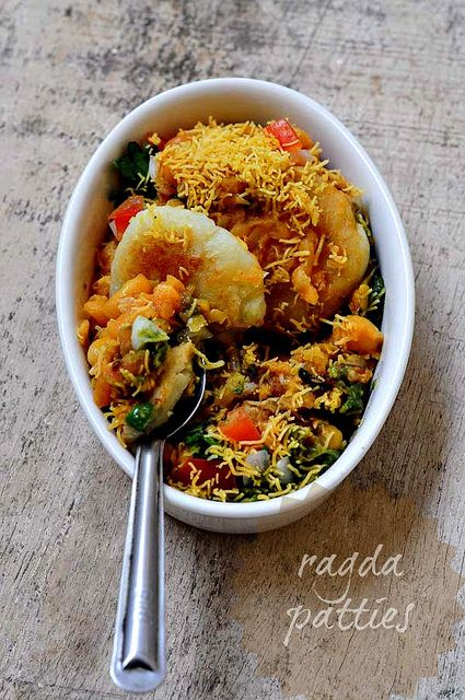 Ragda Patties Recipe 3
