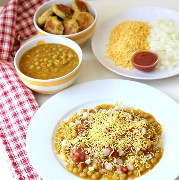 Ragda Patties Recipe 4