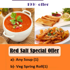 Get Ready For Red Salt Special Offer That Starts At Just 199 INR