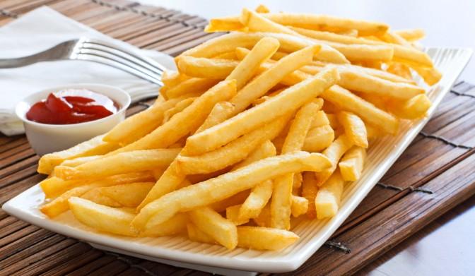 Veg potato Fry