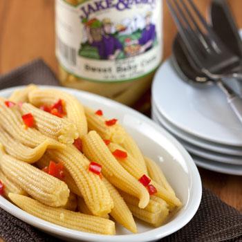 Baby Corn Pickle Recipe 2