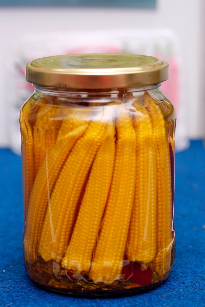 Baby Corn Pickle Recipe  4
