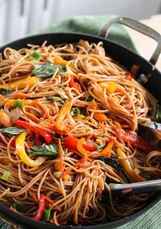 Schezwan Noodles 4