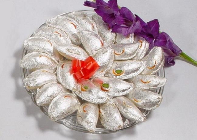Gujiya Pastry
