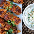 How to Make Spicy Chicken Tandoor Style Kebabs